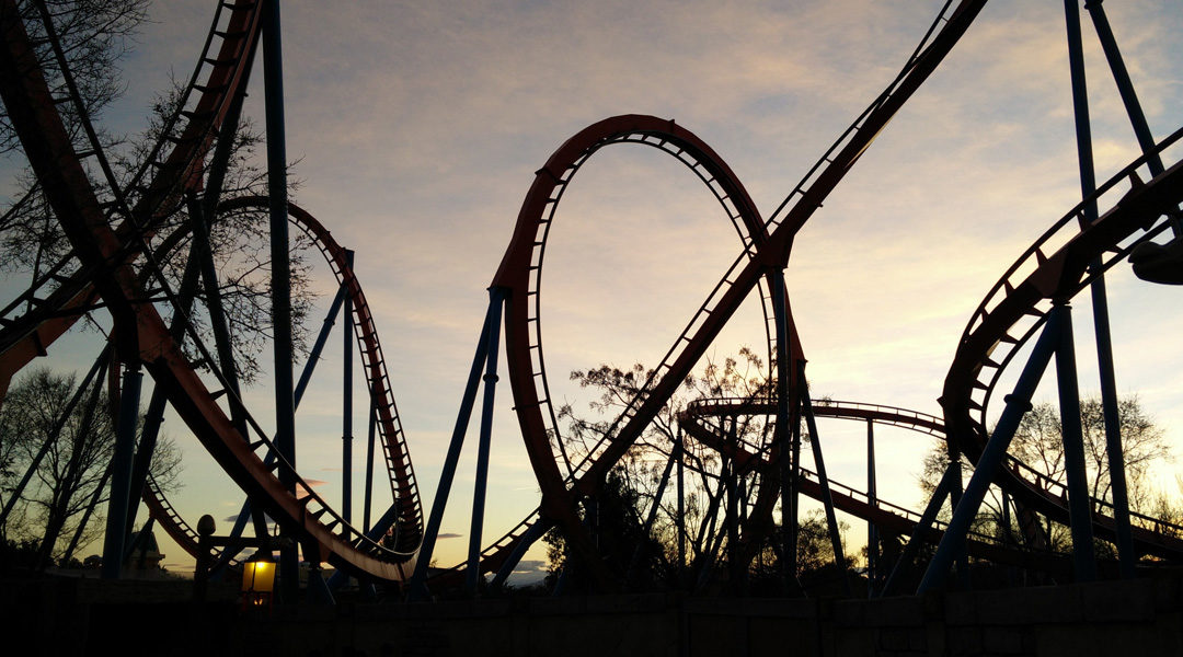 How to manage the career change roller coaster